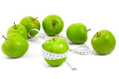 Free Green Apples Royalty Free Stock Photography - 10341797