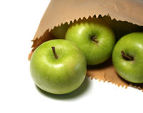 Green Apples Stock Photos