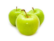 Free Green Apples Royalty Free Stock Photo - 11535755