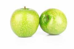 Green apples Royalty Free Stock Photos