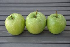 Free Green Apples Royalty Free Stock Photo - 48951625