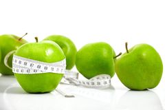 Free Green Apples Stock Image - 9965781