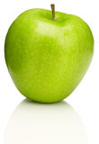 Green apples (granny smith) Stock Images