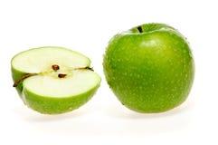 Green apples (granny smith) Stock Photography