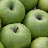 Green apples. Stock of delicious green apples Royalty Free Stock Images
