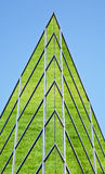 Green architecture Royalty Free Stock Image