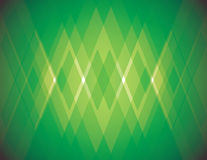 Green Argyle Royalty Free Stock Photos