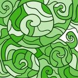 Green art background Royalty Free Stock Photo
