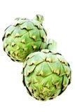 Green artichoke Royalty Free Stock Photo