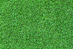Green artificial Astroturf for pattern and background. Royalty Free Stock Photos
