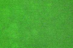 Green artificial grass plat Royalty Free Stock Images