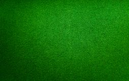 A green artificial grass for sports fields Royalty Free Stock Photo