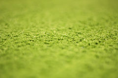 Green artificial turf pattern ,texture for background Stock Image
