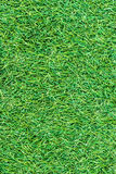 Green artificial turf texture for background Stock Photography
