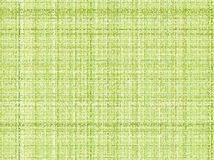 Green artistic canvas. Rendering of green woven fabric stock illustration