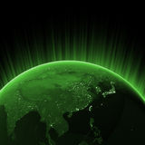 Green Asia Stock Photography