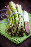 Green Asparagus Royalty Free Stock Image