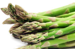 Green asparagus Stock Image