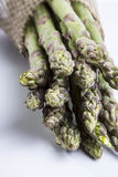 Green asparagus Stock Photos