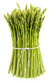 Green asparagus Stock Image