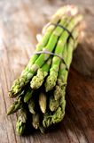 Green asparagus vegan nutrition healthy diet Royalty Free Stock Photos