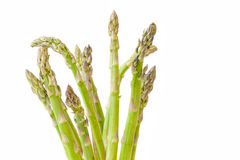Green Asparagus vegetable Stock Images