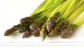 Green asparagus Stock Photos