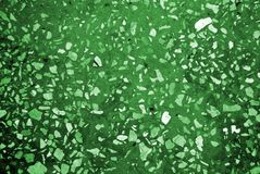 Green asphalt Royalty Free Stock Photos