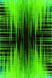 Green audio recording equalizer background Royalty Free Stock Images