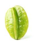 Green Averrhoa carambola starfruit Stock Photo