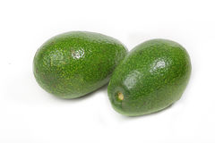 Green avocado Stock Photos