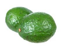Green avocado Stock Image