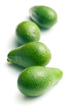 Green avocado Royalty Free Stock Images