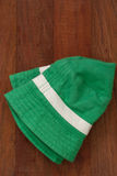 Green baby hat Royalty Free Stock Photo
