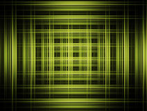Green background. Green and black background. Dynamic and abstract lines Royalty Free Stock Images