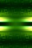 Green background vector illustration