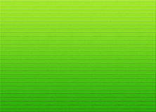 Green background. With lines texture Stock Photography