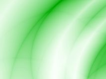 Green background. Abstract design background. Fractal illustration Royalty Free Stock Images