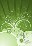 Green background. Abstract background for your business promotion Stock Photo