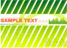Green background. Green line background. Vector illustration vector illustration