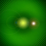 Green background abstract Royalty Free Stock Photos