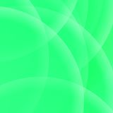 Green Background. Abstract Green Light Background. Abstract Green Wave Pattern Stock Photo