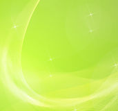 Green background. Abstract  green wave pattern background Royalty Free Stock Image