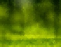 Green Background With cubes, Stock Photos
