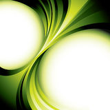 Green background design Royalty Free Stock Photo