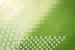 Green background. Green and gray abstract mosaic background Royalty Free Stock Photo