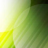 Green Background With Line Royalty Free Stock Image