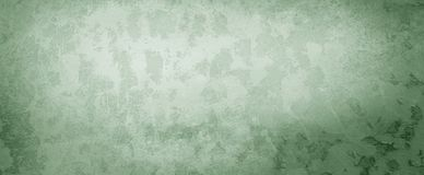 Green background with lots of peeling paint or rust grunge texture, old elegant background design royalty free stock image