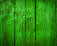 Green background old panels Royalty Free Stock Image