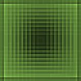Green background in pixel art. Royalty Free Stock Photography